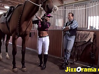 JizzOrama - Latina Tera Gladness Run Cock In the mood for slavey !
