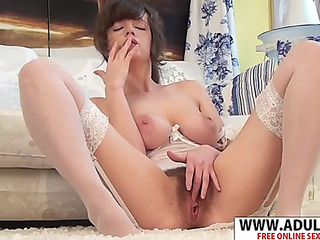 Immodest wife mother in law kate anne fucking well her stepson