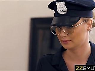 Milf police officer fucked hard