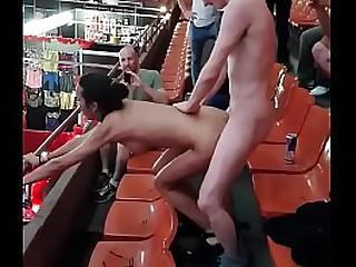 Hot public sex