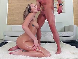 Best Butts Tiffany Watson fucks a cock
